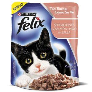 Felix alimento humedo