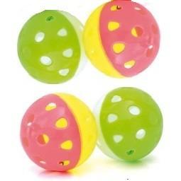 pelotas cascabel por 4