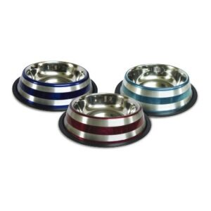 Pet Bowl Lineas Color Surt 16cm