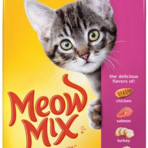Meow Mix Hairball Control 1.42 KG