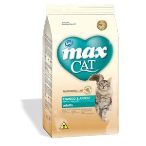 Max Cat Buffet Frango SR 3KG