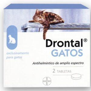 Drontal Gatos 1 tableta