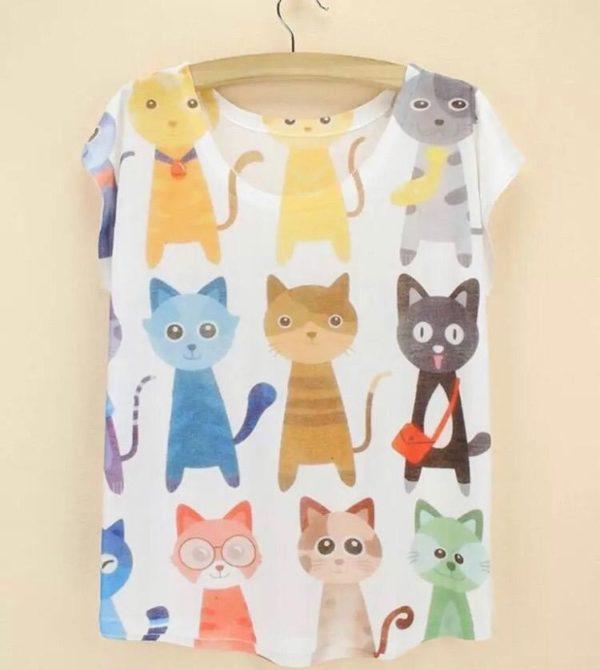 Cat camisas 8