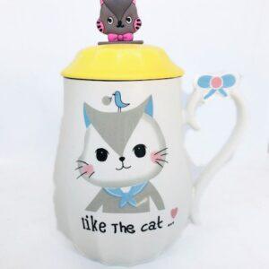 Cat mugs tapita