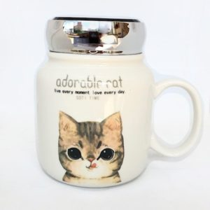 Cat mugs gato gordo