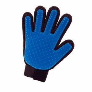 Cepillo Guante azul