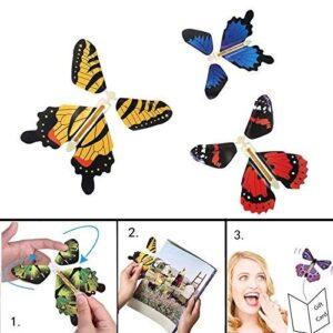 Mariposa interactiva