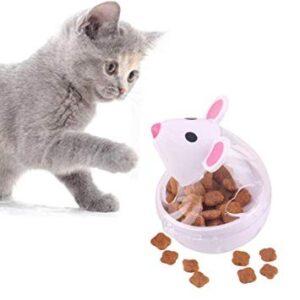 Ratón dispensador de comida